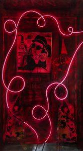 Red Door: Annie Moore by de la Haba
