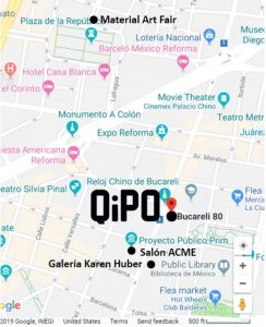QiPO Map